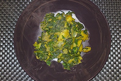 Kartoffel - Mangold - Gemüse 2