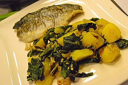 Kartoffel - Mangold - Gemüse 1
