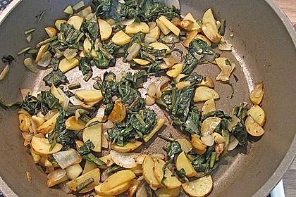 Kartoffel - Mangold - Gemüse 4