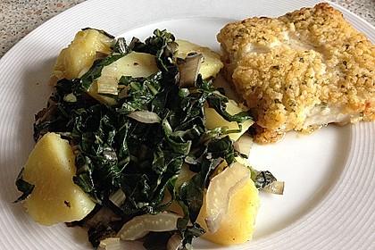 Kartoffel - Mangold - Gemüse 0