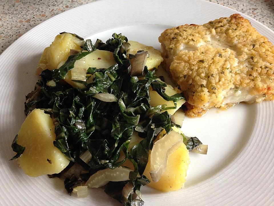 Mangold kartoffel rezepte vegan