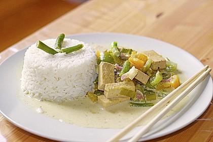 Jens' grünes Curry