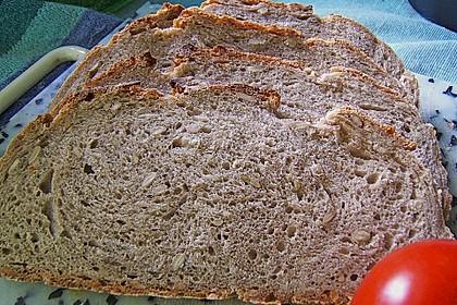 Rustikales Brot im Bräter 68