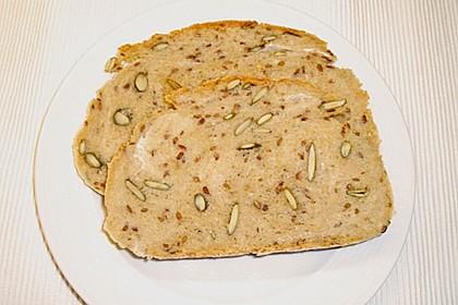 Rustikales Brot im Bräter 125
