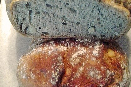 Rustikales Brot im Bräter 122