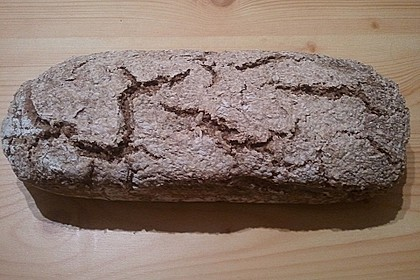 Rustikales Brot im Bräter 121