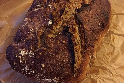 Rustikales Brot im Bräter 104