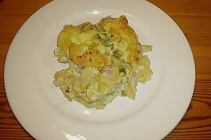 Kartoffelauflauf mit Thymian 20