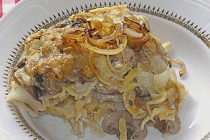 Überbackene Käsespätzle 3