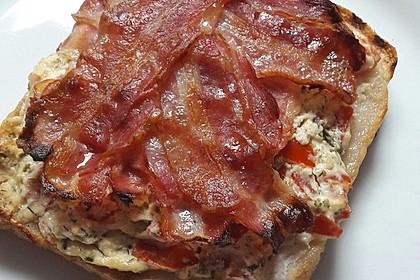 Bacon-Tomaten-Frischkäsehäppchen 8