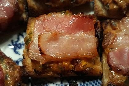 Bacon-Tomaten-Frischkäsehäppchen 16