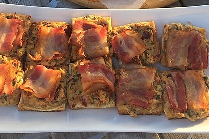Bacon-Tomaten-Frischkäsehäppchen 41