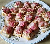 Bacon-Tomaten-Frischkäsehäppchen (Bild)