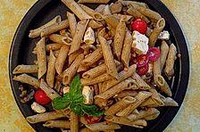 Nudelsalat mediterran