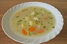 Kartoffelsuppe nach Omas Rezept