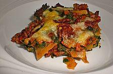 Clints Spinat - Hackfleisch - Lasagne