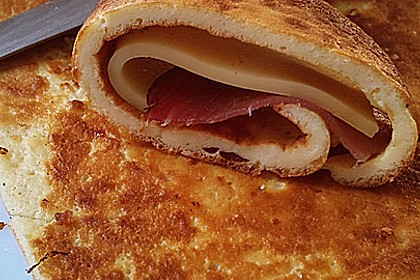 Low Carb Pfannkuchen 1