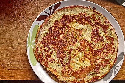 Low Carb Pfannkuchen 2