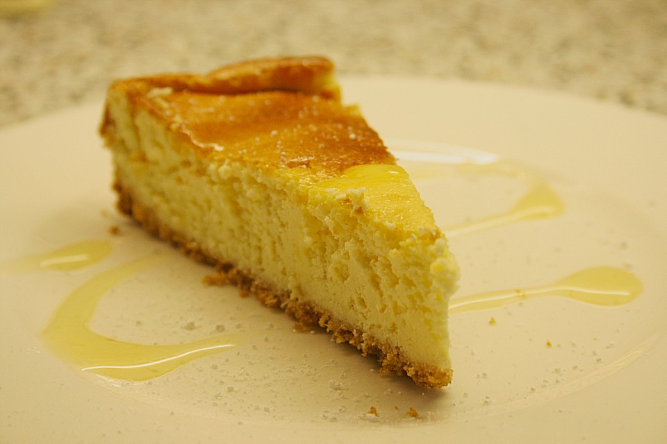 Light Cheesecake Recipe — Dishmaps