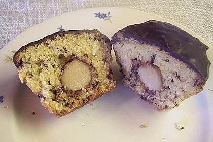 Kokos - Marzipan Muffins 1