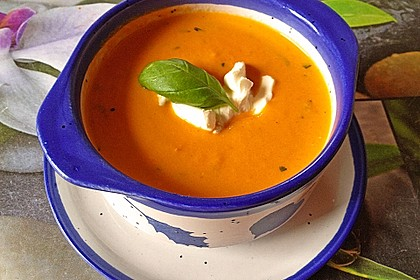 Tomatensuppe 7