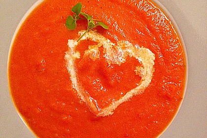 Tomatensuppe 8
