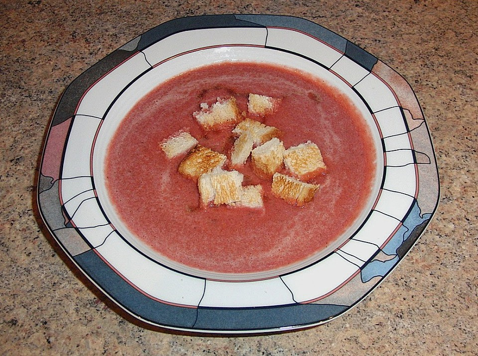 rote bete ingwer suppe rezept mit bild von theresast. Black Bedroom Furniture Sets. Home Design Ideas