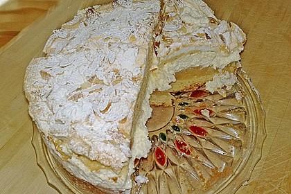 Apfel - Baiser - Torte 7