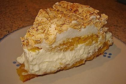 Apfel - Baiser - Torte 4