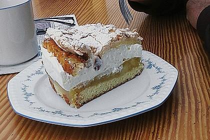 Apfel - Baiser - Torte 6