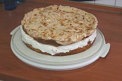 Apfel - Baiser - Torte 5