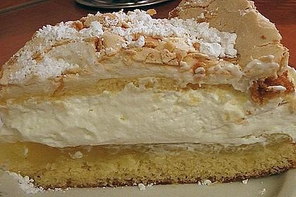 Apfel - Baiser - Torte 8