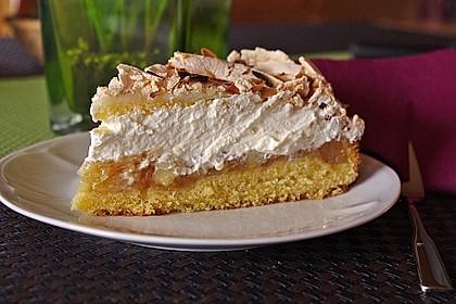 Apfel - Baiser - Torte 2