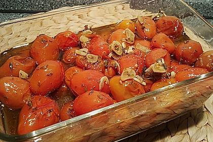 Geschmorte Balsamico - Tomaten 13