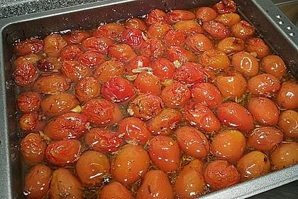 Geschmorte Balsamico - Tomaten 9