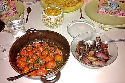 Geschmorte Balsamico - Tomaten 7