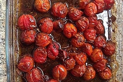 Geschmorte Balsamico - Tomaten 16