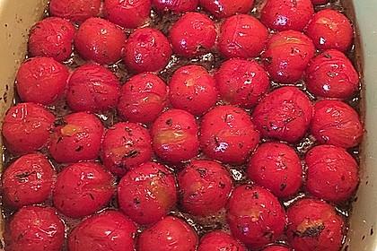 Geschmorte Balsamico - Tomaten 8