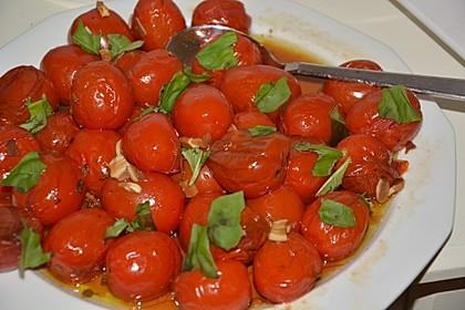 Geschmorte Balsamico - Tomaten 5