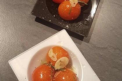 Geschmorte Balsamico - Tomaten 10
