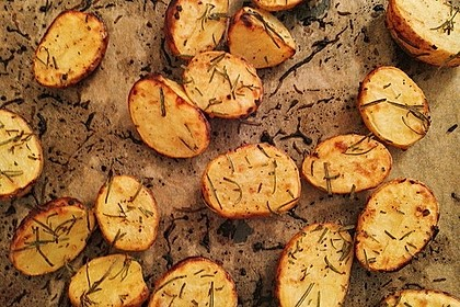 Rosmarinkartoffeln aus dem Ofen 2