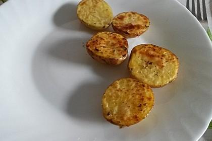 Rosmarinkartoffeln aus dem Ofen 16