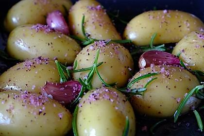 Rosmarinkartoffeln aus dem Ofen 1