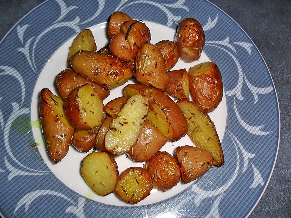 Rosmarinkartoffeln Aus Dem Ofen Von Ul Rike Chefkoch De