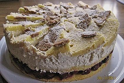 Spekulatius - Kirsch - Torte 38