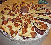 Spekulatius - Kirsch - Torte (Bild)