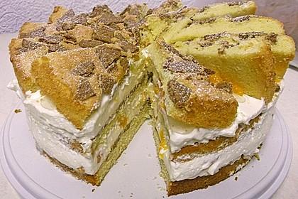 Spekulatius - Kirsch - Torte 43