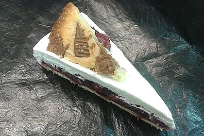 Spekulatius - Kirsch - Torte 48