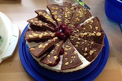 Spekulatius - Kirsch - Torte 22