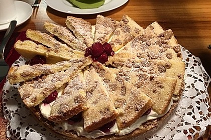 Spekulatius - Kirsch - Torte 2